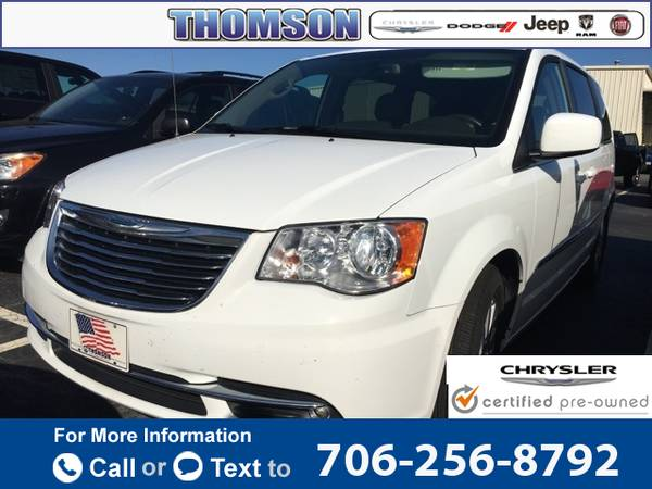 2014 *Chrysler* *Town* *&* *Country* *Touring* 39k miles