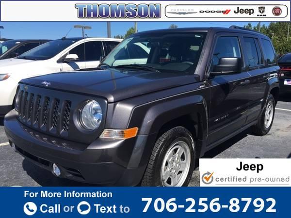 2015 *Jeep* *Patriot* *Sport* 39k miles