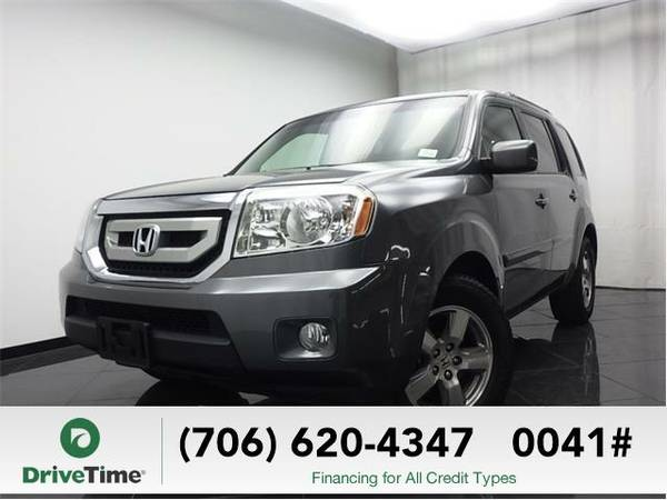 2010 *Honda Pilot* - LOW DOWN-PAYMENT