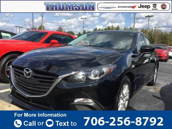 2014 *Mazda* *Mazda3* *i* 57k miles