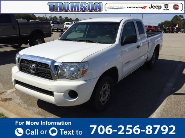 2011 *Toyota* *Tacoma* *4D* *Access* *Cab* 118k miles