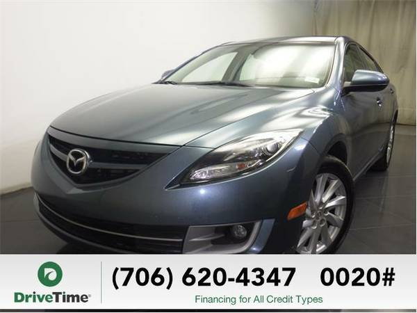 2012 *Mazda Mazda6* - LOW DOWN-PAYMENT