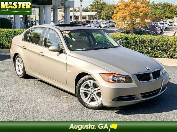 2008 *BMW 3 SERIES* 328I - (Champagne)