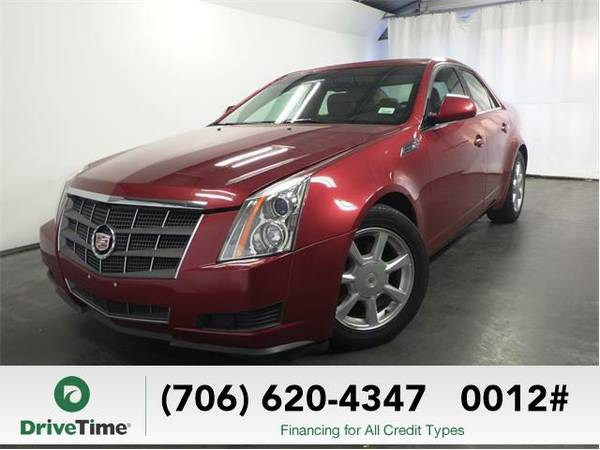 2009 *Cadillac CTS* - LOW DOWN-PAYMENT