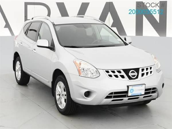 2013 Nissan Rogue Wagon