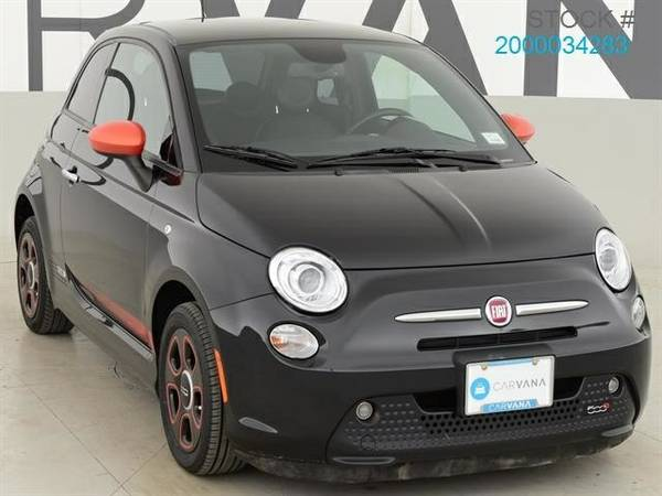 2013 FIAT 500e Battery Electric Hatchback