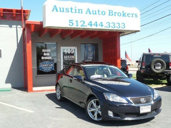 2009 Lexus IS 250 Sport | CERTIFIED Pre-Owned Warranty Incl.
