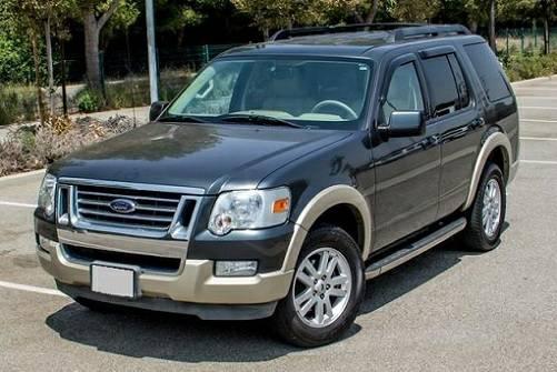 2010 Ford Explorer Eddie Bauer 4Dr SUV