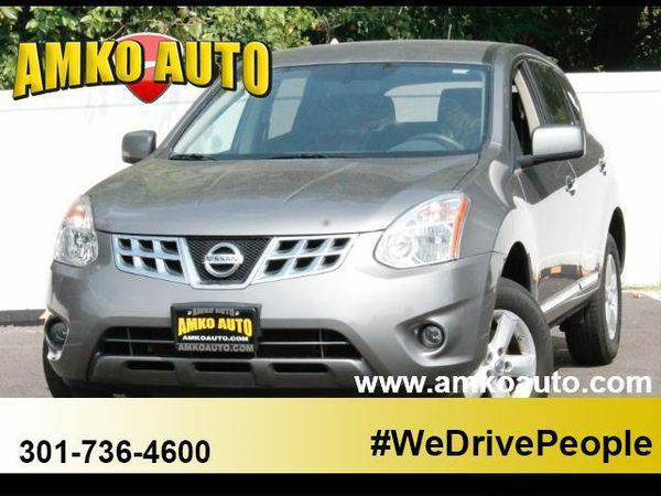 2013 *Nissan* *Rogue* S $995 DOWN PAYMENT