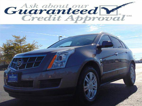 2011 *CADILLAC* *SRX* Luxury Collection -WE FINANCE EVERYONE! CALL NOW