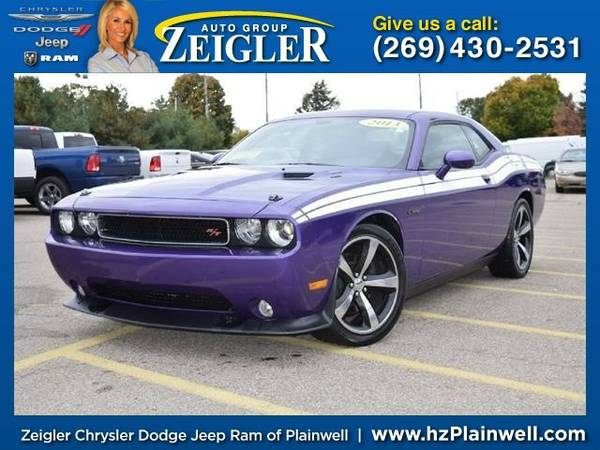 2013 Dodge Challenger R/T Coupe Challenger Dodge