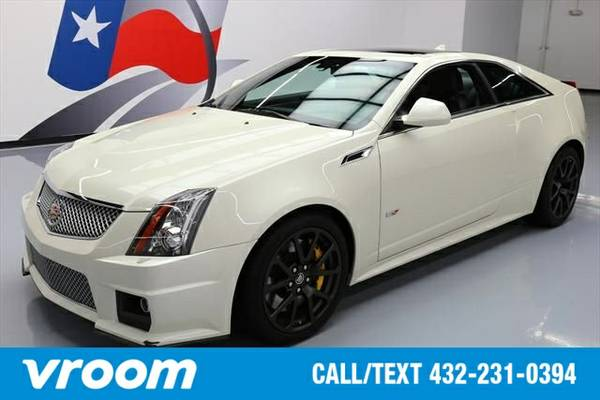 2013 Cadillac CTS-V 7 DAY RETURN / 3000 CARS IN STOCK