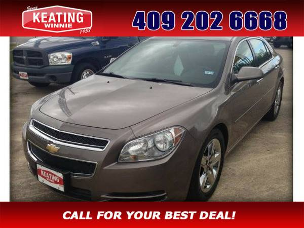 *2012* *Chevrolet Malibu* *2LT* Brown