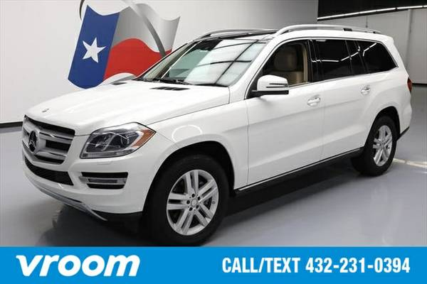 2016 Mercedes-Benz GL-Class GL450 4MATIC® 7 DAY RETURN / 3000...