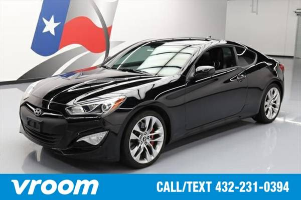 2014 Hyundai Genesis Coupe 2.0T R-Spec 7 DAY RETURN / 3000 CARS IN STO