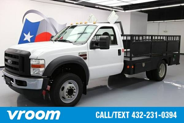 2010 Ford F-550 Chassis 7 DAY RETURN / 3000 CARS IN STOCK