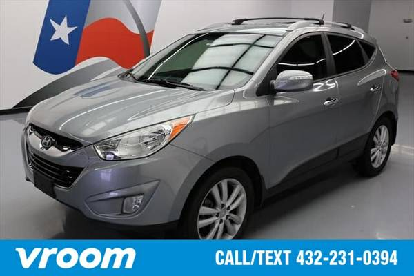 2013 Hyundai Tucson Limited 4dr SUV 7 DAY RETURN / 3000 CARS IN STOCK