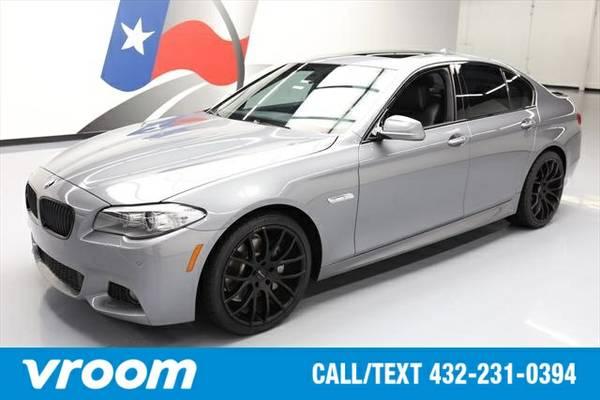 2012 BMW 535 i 7 DAY RETURN / 3000 CARS IN STOCK