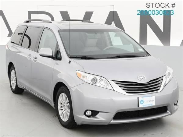 2013 Toyota Sienna MiniVan/Van