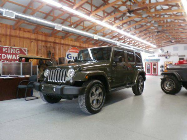 2016 *Jeep* *Wrangler* *Unlimited* WARRANTY INCLUDED