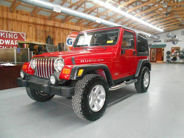 2003 *Jeep* *Wrangler* Rubicon