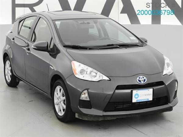 2014 Toyota Prius c Hatchback