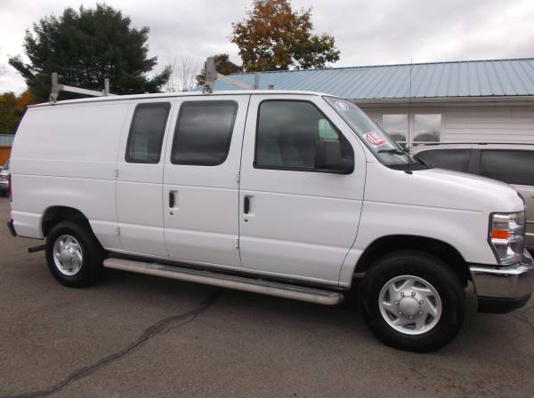 $179/MTH**2009 FORD E250 CARGO VAN ,REAL CLEAN**$179/MTH