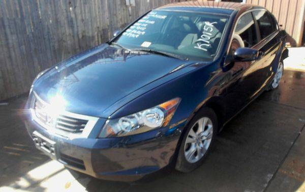 2008 *HONDA* *ACCORD* FWD - Trade-Ins Welcome!