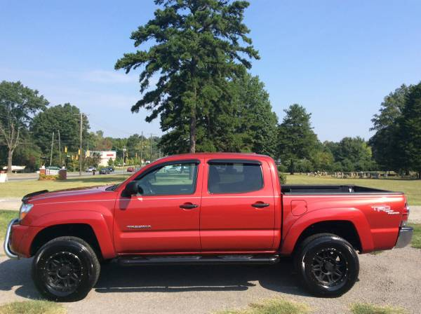 09-Toyota Tacoma TRD 4x4-Double Cab!No Rust!Pro Comp Wheels!