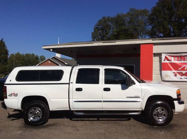 06-GMC 2500HD Duramax LBZ 4x4-SLT!Crew Cab!No Rust!No Issues!