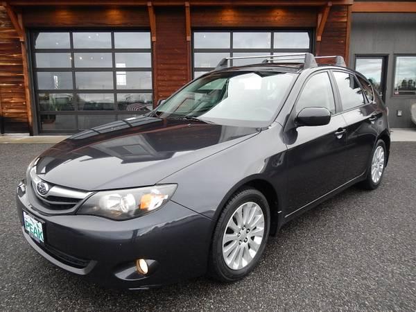 2011 Subaru Impreza Premium Wagon