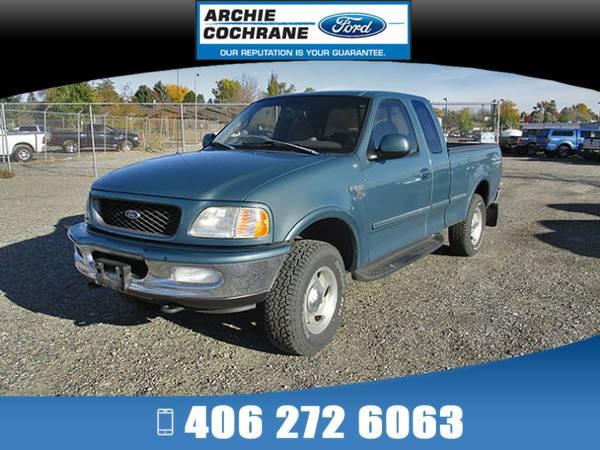 *1998* *Ford F-150 F150* ** *Blue*