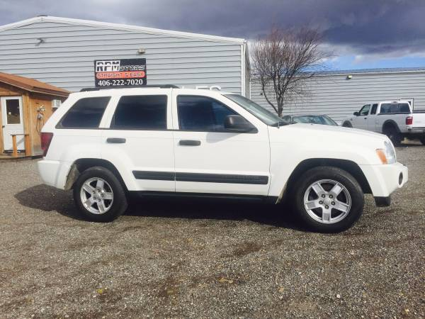 2005 Jeep Grand Cherokee Laredo, 4WD