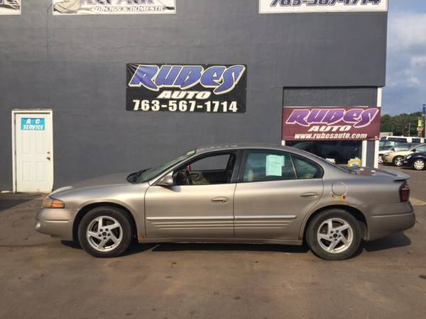 >>2003 Pontiac Bonneville *LOADED*<<