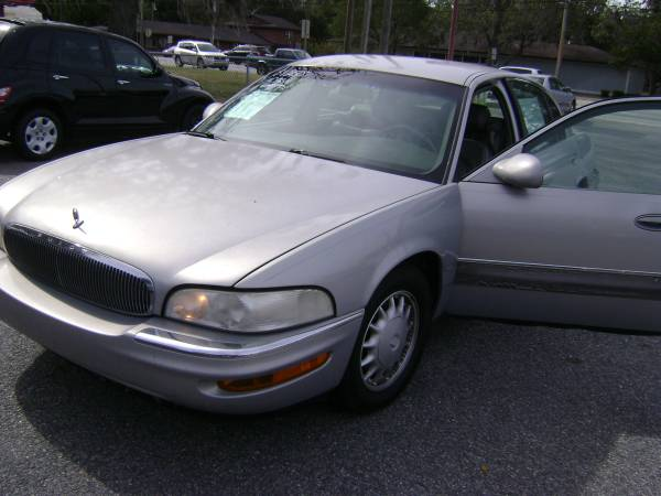 1997 Buick Park Ave