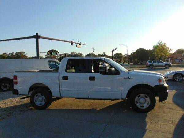 2008 Ford F-150 Crew-Cab XLT 4X4 100% Financing & Leasing Available