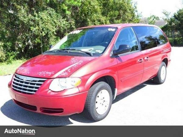 2006 Chrysler Town & Country LX Regular