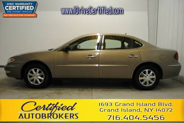 2007 Buick LaCrosse CX *WE FINANCE!* Call or Text