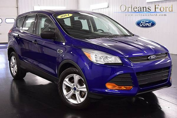 Stock 89975 2014 Ford Escape 16,517 miles only