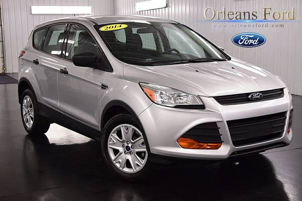 2014 Ford Escape 4D Sport Utility S 18,979 miles only