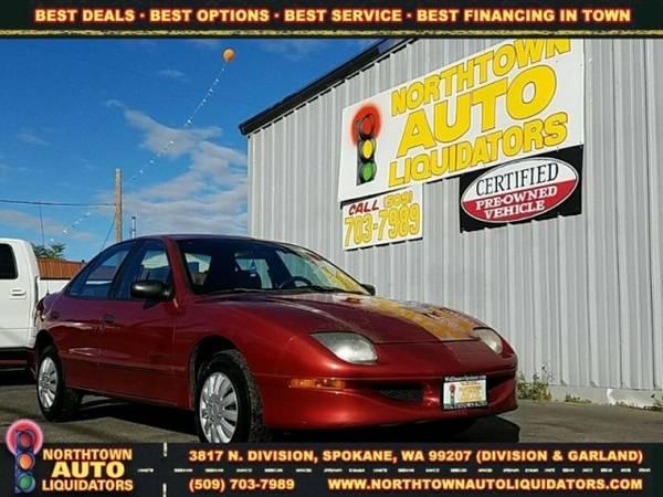 1997 Pontiac Sunfire SE