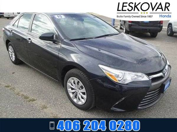 *2015* *Toyota Camry* *4dr Car LE* **