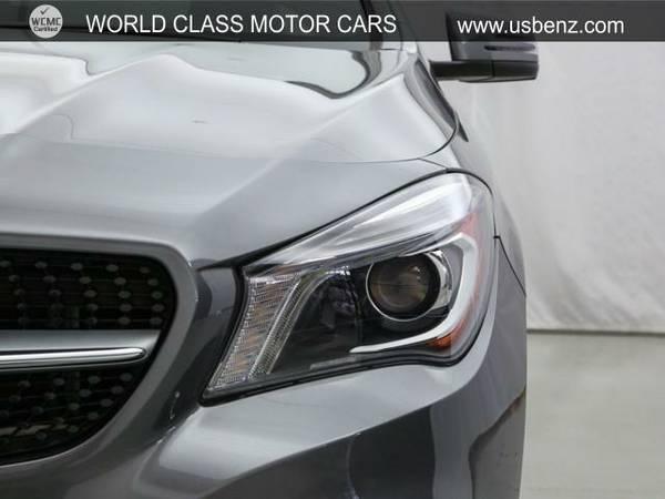 2014 Mercedes-Benz CLA-Class CLA250 4MATIC Gray *Test Drive Today*