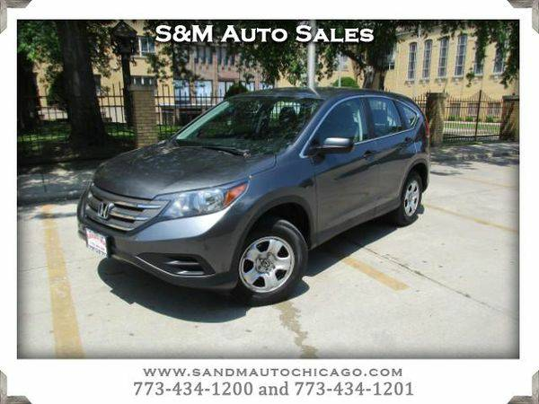 2013 *Honda* *CR-V* LX 4WD 5-Speed AT **100% approval is our goal**