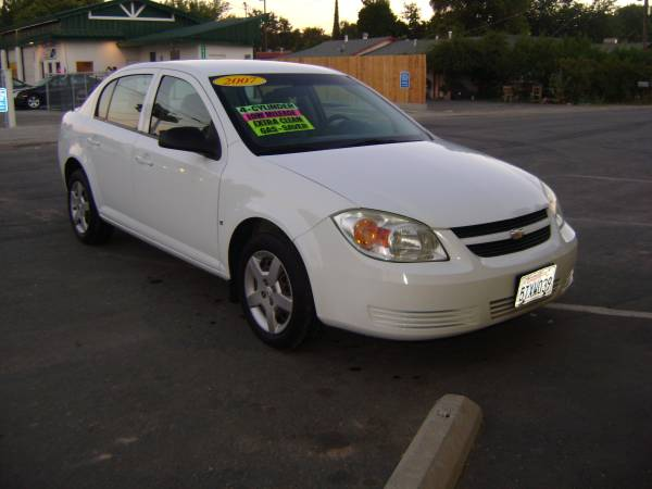 2007 Chevrolet Cobalt LS, With 3 Months free warranty