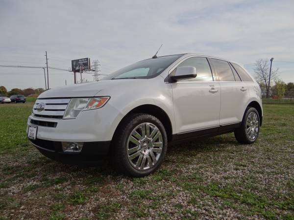 *** 2010 FORD EDGE LIMITED *** SIGN AND DRIVE AUTO SALES