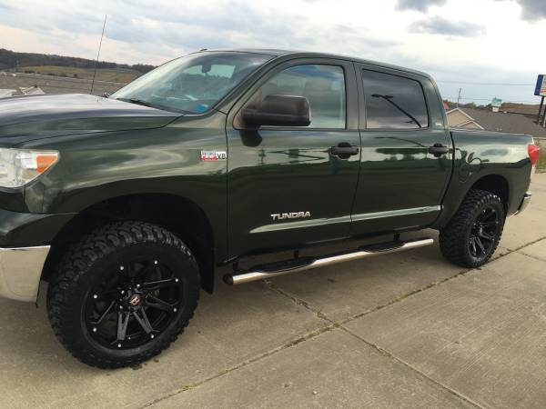 2010 Toyota Tundra TRD CREWMAX 4X4 LIFTEDTRUCKS,FORD,CHEVY,DODGE