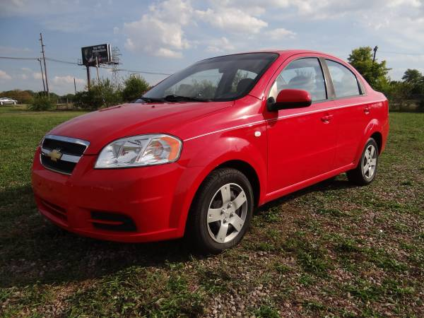 *** 2007 CHEVROLET AVEO LS *** SIGN AND DRIVE AUTO SALES