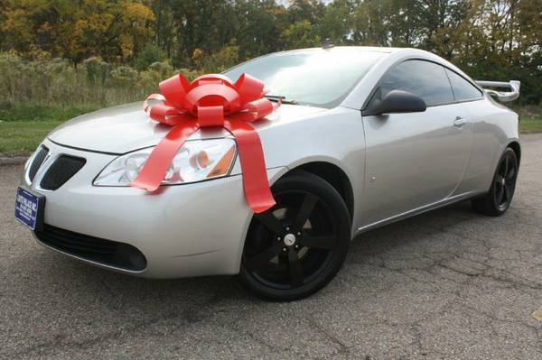 2008 Pontiac G6-Sharp, Exhaust, Spoiler, Intake, Leather
