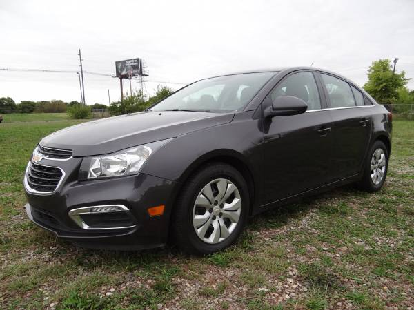 *** 2015 CHEVROLET CRUZE *** SIGN AND DRIVE AUTO SALES